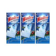 Windex All-In-One Window Cleaner Pads Refill - 2 ct - 3 pk - $27.23