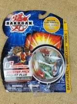 Bakugan Battaglia Brawlers Grigio B2 Booster Pack Paquet Plus - $7.92