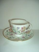 Minton England Danbury Mint Cup & Saucer - $24.99
