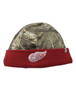 '47 Detroit Red Wings NHL Foxden Realtree™ Camouflage Knit Cuffed Hat Beanie - $18.99