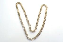 9ct 375 Yellow Gold Curb Chain 47cm 52.3 grams - $2,424.94