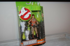 Ghost Busters Erin Gilbert Action Figure, 6-Inch Toy from Mattel NIB - $14.55
