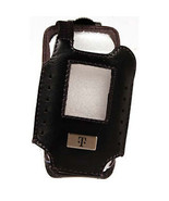 T-Mobile Leather Fitted Case for use with Nokia 6133 - $9.89
