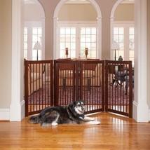 36 inch Configurable Wooden Pet Gate Door Supply Furniture Primetime Petz - $158.04