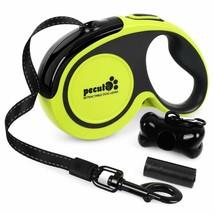 Pecute Retractable Dog Leash 16 Ft Dog Night Walking Leash,360° Tangle F... - $27.81