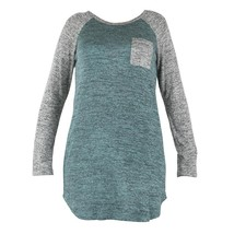 Hello Mello Carefree Threads Sleep Shirt-Large Mint - $29.99