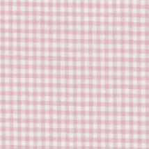 Longaberger Carry Along II / Harvest Basket Liner ~Pink Check Over the edge - $14.64