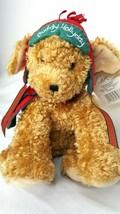 Hallmark Buddy Hollyday Dog Bunnies by the Bay Plush Stuffed Animal Wint... - $13.85