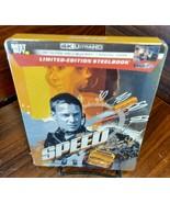 Speed Steelbook (4K UHD + Blu-ray + Digital)Brand NEW (Sealed)-Free Box ... - $48.60