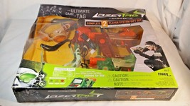 Tiger Lazer Tag Team Ops 2-Player System Gift Set with 2 Guns Complete i... - $36.99