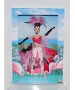 Birds of Beauty Collector Edition Flamingo Barbie NRFB Mattel 22957 - $31.99