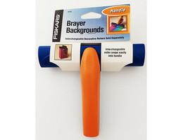 Fiskars Brayer Backgrounds Handle #9336 image 1