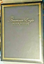 American Eagle Silver Dollar Collection Holders 1986-2009 1 Case  - NO C... - $11.65