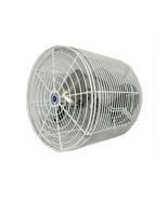 """Schaefer Versa-Kool High-Velocity Deep Guard Circulation Greenhouse Fan 12"""" - $280.31"""