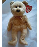 Ty Beanie Baby Cashew Bear 2000 - $6.99