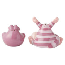 Disney Cheshire Cat Design Salt & Pepper Shakers Set image 4