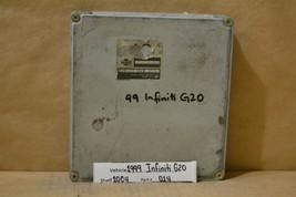 1999 Infiniti G20 At Engine Control Unit Ecu A18J77CB2 Module 14 10C4 - $29.69
