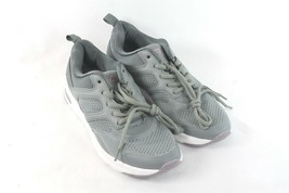 USED Fila Women's Gray Memory Frame Sneaker Walking Athletic Shoe  Size ... - $12.19