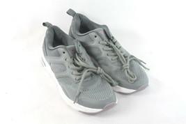 USED Fila Women's Gray Memory Frame Sneaker Walking Athletic Shoe  Size US 6.5 - $12.19