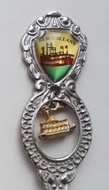 Collector Souvenir Spoon USA Louisiana New Orleans Riverboat Charm - $4.99