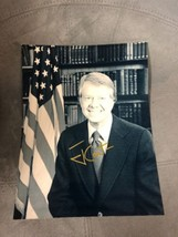 Jimmy Carter hand signed  autographed 8x10 photo - $186.19