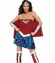 Adult Wonder Woman Costume image 1