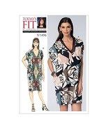 Vogue Patterns 1496 OS Misses Dress, Size A-J by Vogue Patterns - $15.68