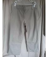 George Girl's Khaki School Uniform Pants Size 16 - $6.00
