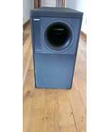 BOSE ACOUSTIMASS 5 SERIES II DIRECT REFLECTING SPEAKER SYSTEM SUBWOOFER ... - $250.00