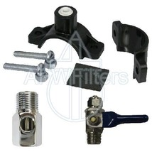 Under-sink Connection Kit for Reverse Osmosis Systems - $15.20