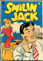 Smilin' Jack #1 1948-Dell-1st issue-Zach Mosley-VG- - $63.05