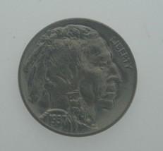 1937 Buffalo Nickel 5c Gem (BU) Brilliant Uncirculated Condition - $33.66