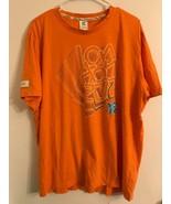 LONDON 2012 Adult Short Sleeve T-Shirt Orange Olympics Venue Collection ... - $13.85