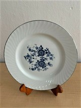 "Vintage Enoch Wedgwood Tunstall Ltd. 10"" Dinner Plate + Stand - Made in England  - $9.90"