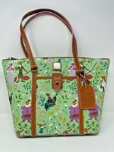 Disney Dooney & and Bourke Tote Robin Hood Maid Marian Artist Series Bag... - $366.29