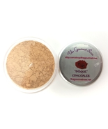 BISQUE CONCEALER Sheer Mineral Bare Cover Up Minerals Natural Medium Tan... - $14.95