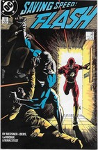 The Flash Comic Book 2nd Series #16 DC Comics 1988 VERY FINE+ NEW UNREAD - $3.25