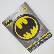 DC Comics BATMAN 18-Inch Foil Birthday Party Balloon Bruce Wayne - $3.29