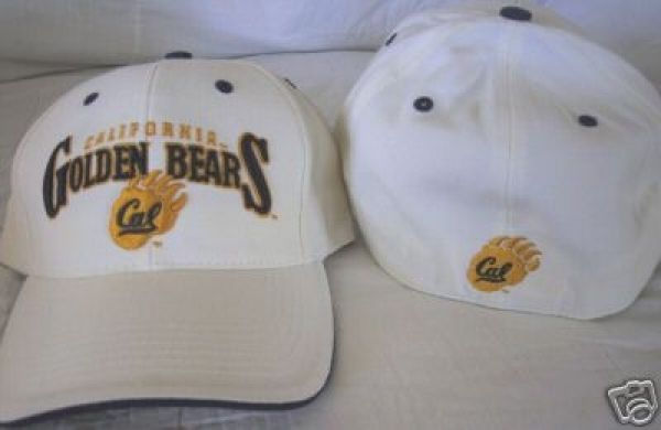 d29844d1e Cal Berkeley Hat 7 1 8 Cap Fitted New Golden and 50 similar items