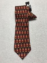 Alexander Lloyd Ralph Marlin Nutcrackers Necktie Tie - $19.79