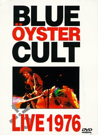 Blue Oyster Cult - Live 1976 DVD