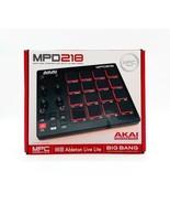 Akai Professional MPD218 MIDI Pad Controller W/ 16 Backlit MPC Pads - $94.07