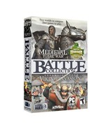 Medieval: Total War Battle Collection (Viking Invasion) [video game] - $9.38