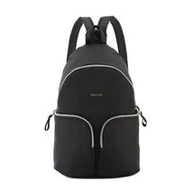 Pacsafe Stylesafe Anti Theft Sling Backpack Black 20605100 - $116.52 CAD