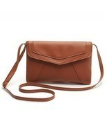 Womens Envelope Satchel Cross Body Shoulder Bags Vintage Handbags - £11.11 GBP