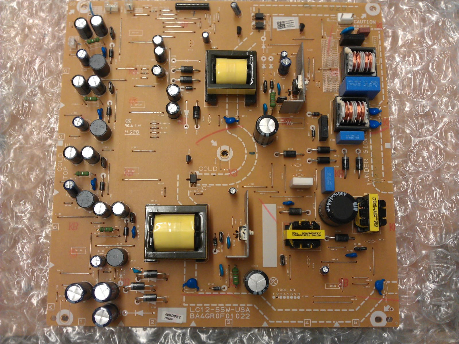 Primary image for * A4GR0MPW-001 Power Supply Board From Emerson LF551EM5 DS1 TV LCD TV