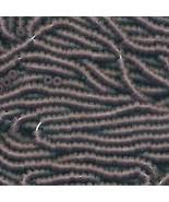 Seed bead rocaille full hank purple 3 thumbtall