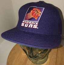 VTG PHOENIX SUNS 80S 90s USA 100% Wool New Era Hat Cap 7 1/4 USA 5950 NB... - ₹2,531.05 INR