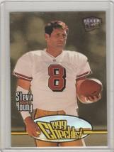 1999 Fleer Ultra Gold Medallion Edition #250G Steve Young - $1.42