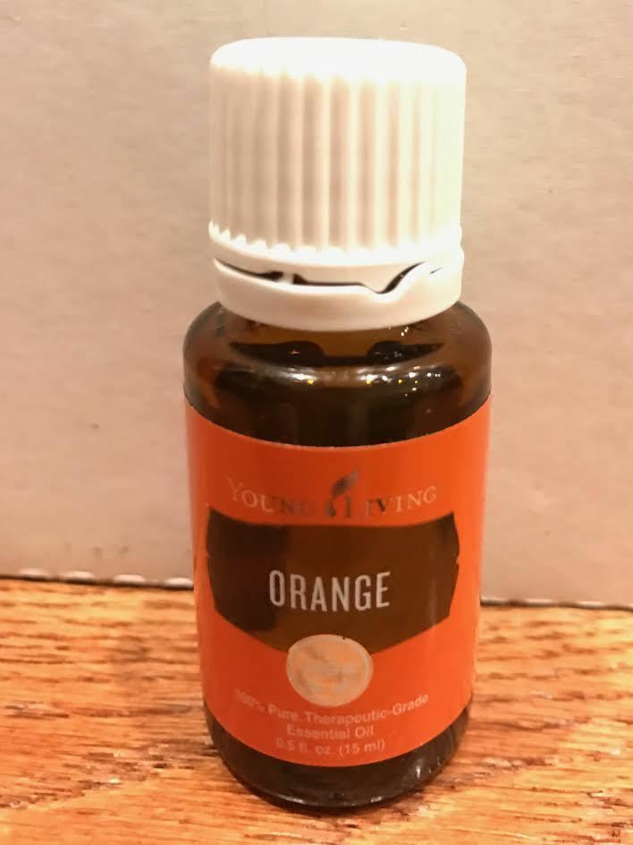 Primary image for Young Living Orange 100% Pure Essential Oil, New and Sealed 15ml